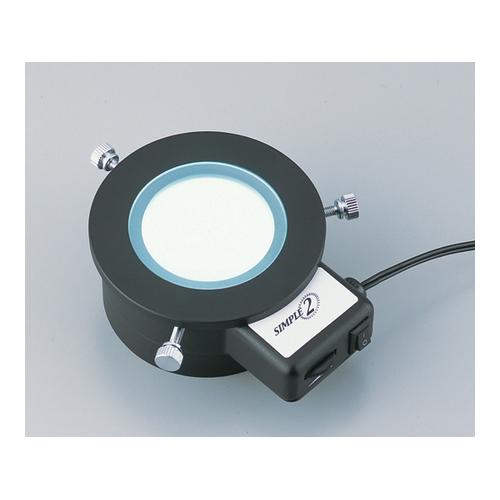 アズワン LED透過照明装置(ミラーマン) 1個 [1-9228-01]