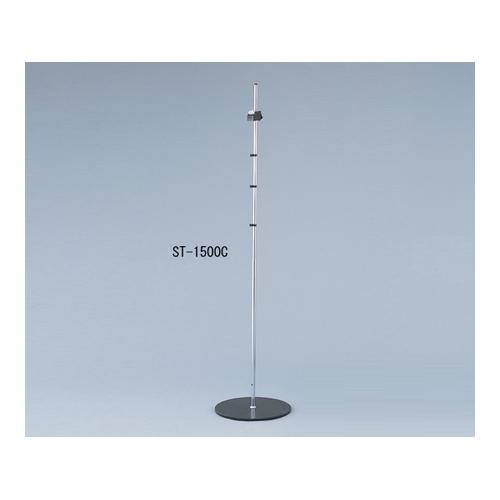 アズワン 人工太陽照明灯(100Wシリーズ)用 直立スタンド 1個 [2-1181-13]