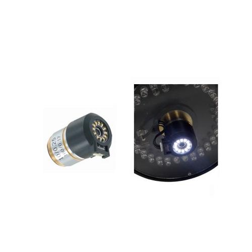 アズワン デジタルマイクロスコープ(長距離撮影対応) 対物レンズ(10倍・リング照明付き) 1個 [2-9560-11]