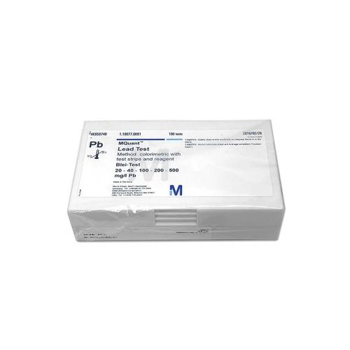アズワン エムクァント分析用試験紙 1箱(100枚入り) [1-6771-12]