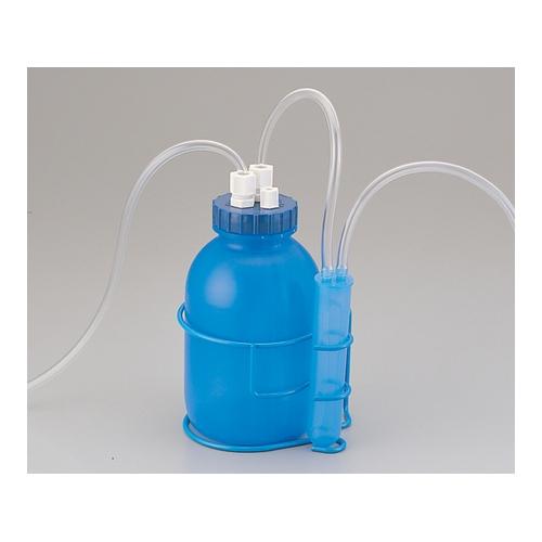 アズワン トラップボトル 1.6L 1セット [2-7593-11]