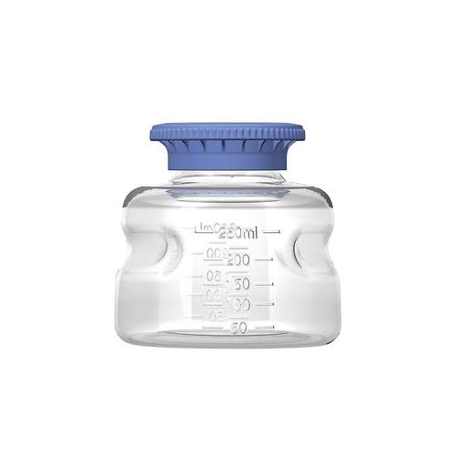 アズワン オートフィル保管ボトル ポリカーボネート製 250mL 24個入 1箱(24個入り) [3-9981-04]
