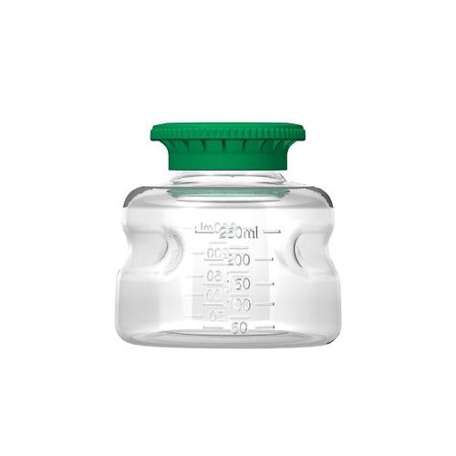 アズワン オートフィル保管ボトル PETG製 250mL 24個入 1箱(24個入り) [3-9981-07]
