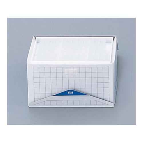 アズワン ラックチップL(ジャスターDG1100用) 250本/ラック×4ラック 1箱(250本×4ラック入り) [2-379-09]