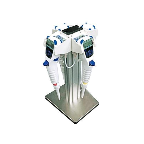アズワン 電動マイクロピペット用充電スタンド(4台掛け) 1個 [3-7150-22]