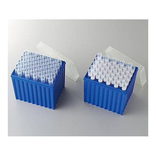 アズワン ピペットチップ・マクロ 5mL γ線滅菌済 50本/ラック×10ラック 1箱(50本×10ラック入り) [2-4968-02]