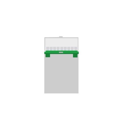 アズワン フィンチップ(スタンダードチップ) 0.5~5mL 54本/ラック×5ラック 1箱(54本×5ラック入り) [2-8249-10]