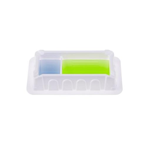 アズワン ピペットリザーバー 分割タイプ 50mL 100個入(個包装) 1袋(100袋入り) [3-8690-08]