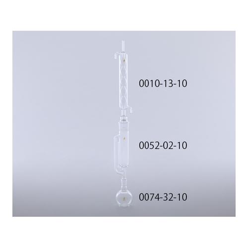 アズワン ソックスレー抽出器2型/300mL(球入冷却器) 1個 [1-9954-02]