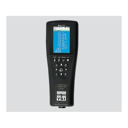 アズワン 蛍光式DO計(シングル/マルチ) ProDSS本体(GPS付き) 1個 [3-5390-02]