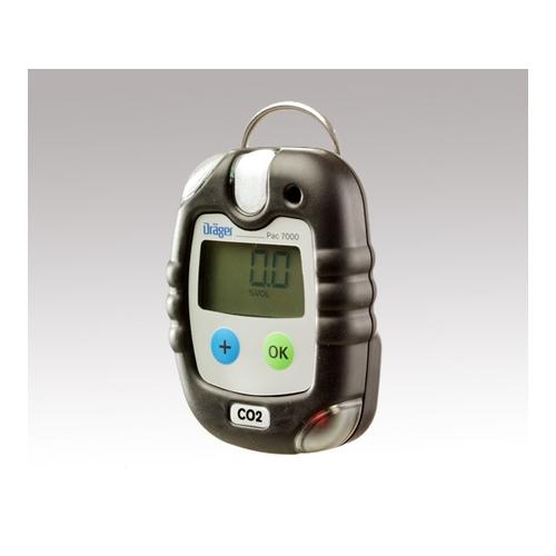数量は多 アズワン 単成分ガス検知警報器 二酸化炭素 1台 [8-5627-25], mihaus f6d0e05f