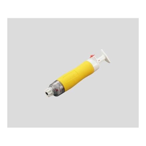 アズワン ガス採取器(北川式) Y(黄色) 1本 [8-5661-02]