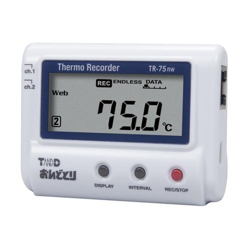 アズワン 温度記録計(おんどとり) 1個 [62-5001-28]