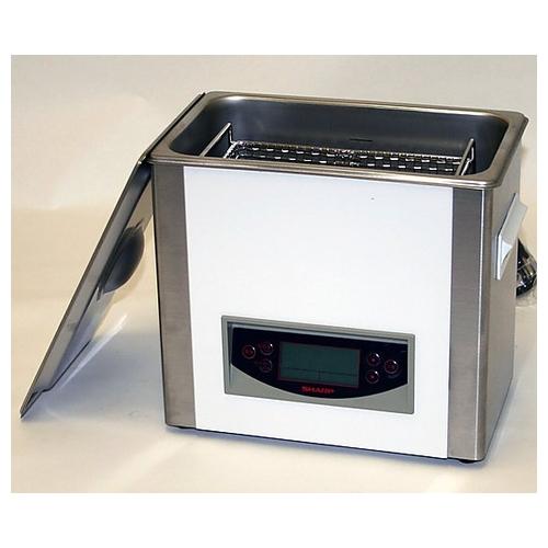 アズワン 超音波洗浄機(ヒータータイプ) 267×163×237mm 1台 [0-5756-11]