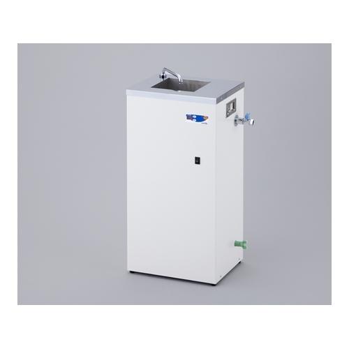 アズワン 縦型超音波洗浄器 410×330×815mm 1台 [1-1640-02]