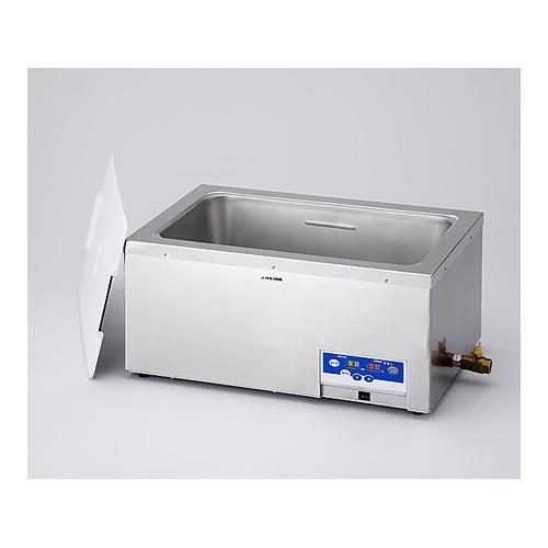 アズワン 超音波洗浄器(ステンレス製・ASU-Mシリーズ) 584×384×273mm 1台 [1-2162-05]