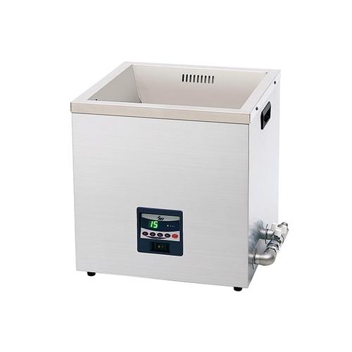 アズワン 超音波洗浄機(オーバーフロー付き) 425×425×440mm 1台 [1-2764-11]