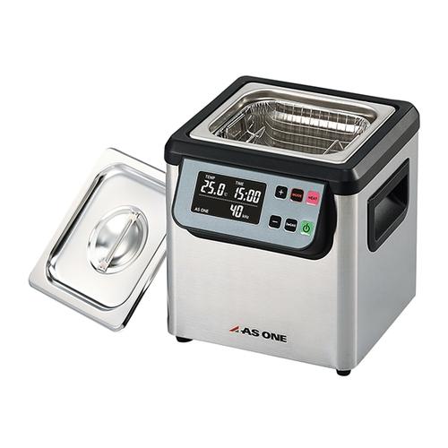 アズワン 超音波洗浄器(単周波) 2L 1個 [3-6746-01]