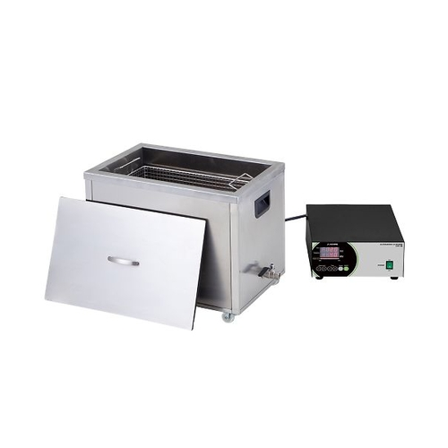 最高級のスーパー 1台 大型超音波洗浄器(分離型) アズワン [4-466-01]:セミプロDIY店ファースト -DIY・工具