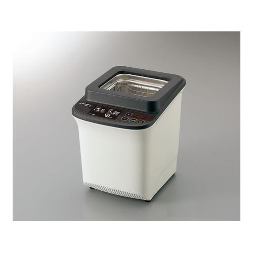 アズワン 超音波洗浄器(単周波・樹脂筐体タイプ) 1台 [4-463-01]