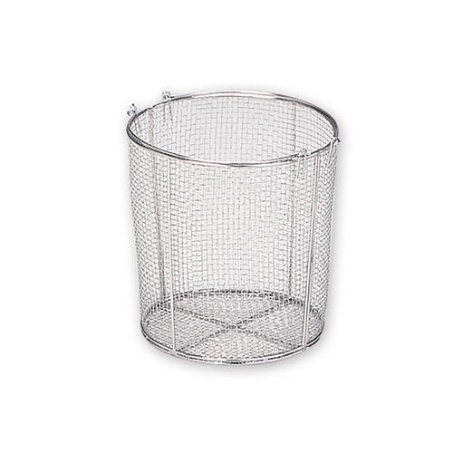 アズワン ステンレス丸型洗浄カゴ(テーパ付き) φ300(φ270)×300mm 1個 [7-5331-02]