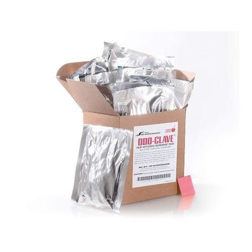 アズワン 脱臭パッド チェリー Odo-Clave(R) 10個×10袋入 1箱(10個×10袋入り) [3-9143-01]
