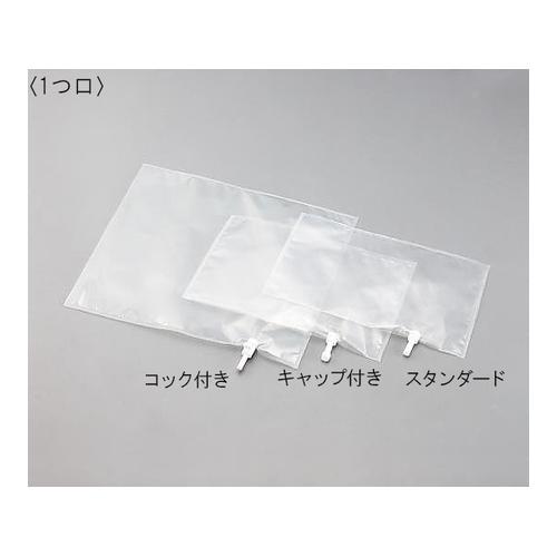 アズワン テドラー(R)バッグ1つ口キャップ付 1枚 [1-2709-09]
