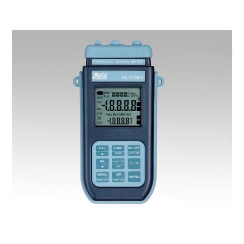 アズワン 溶存酸素・温度計データロガー 1個 [1-2840-01]