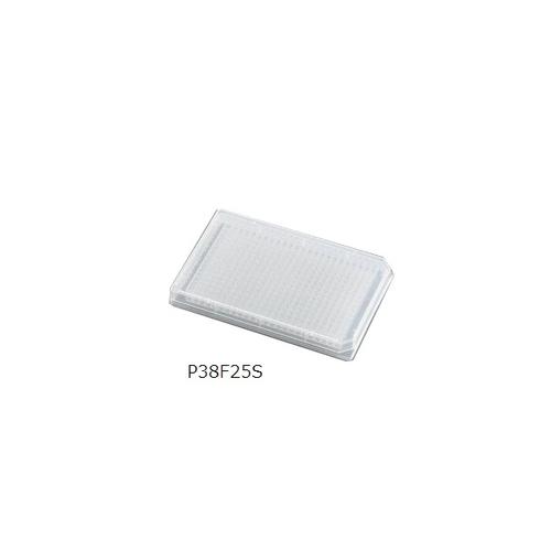 アズワン 384ウェルプレート S(ポリプロピレン) 1セット(50袋入り) [3-7495-04]