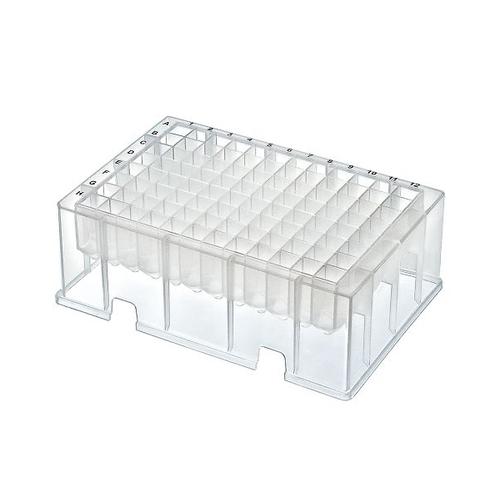 アズワン ディープウェルプレート Citadel 10個×10袋入 1箱(10個×10袋入り) [3-9109-03]