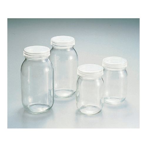 アズワン 培養UMサンプル瓶 100mL 1箱(100本入り) [2-085-02]