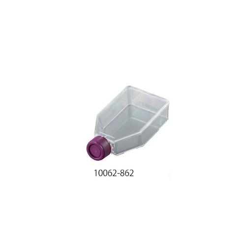 アズワン 組織培養用フラスコ 250mL 100個入 1ケース(5個×20包入り) [3-851-06]