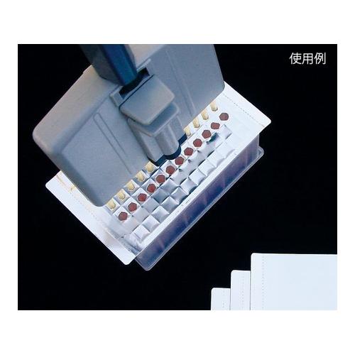 アズワン アルミシールホイル AlmaSeal II 25枚×2袋入 1箱(25枚×2袋入り) [3-9126-02]