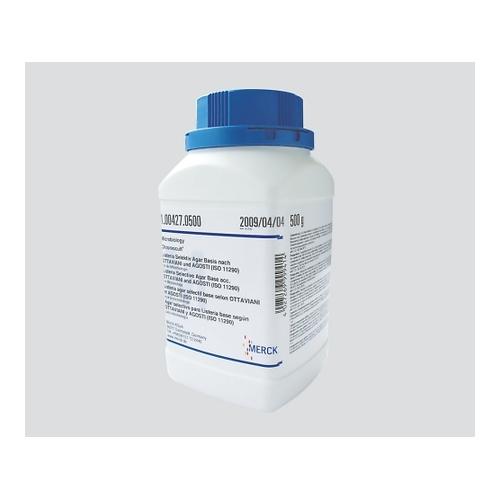 アズワン リステリア測定用培地 フレーザーリステリア選択剤 リステリアの二次増菌 1箱(10本入り) [3-3605-02]
