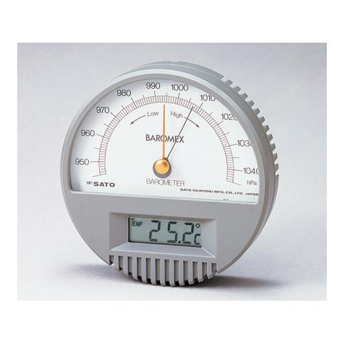 アズワン バロメックス気圧計 1台 [6-6155-01]