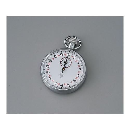 アズワン ストップウォッチ(手巻き式) 15分計 校正証明書付 1台 [1-7016-01-20]