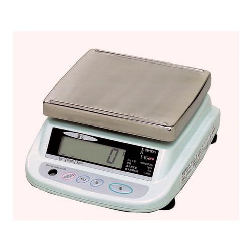 アズワン 上皿型重量はかり S-boxWP 3kg 1台 [1-8050-04]