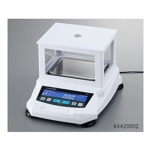 アズワン 電子天秤(AXA)2000g 1個 [3-6553-04]
