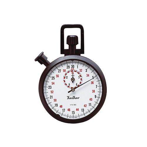 アズワン ABSアナログストップウォッチ15分計 1周30秒 最小:1/10秒 校正証明書付 1個 [3-6930-02-20]
