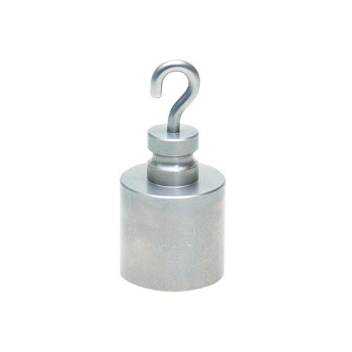 アズワン 特殊分銅 精密分銅型フック付 2kg 1個 [3-8487-04]