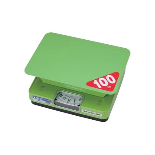 アズワン 簡易自動はかり ほうさく 100kg 取引証明以外用 1個 [61-6166-83]