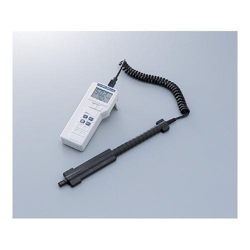 アズワン デジタル温湿度計 TH-321 1台 [1-5816-01]