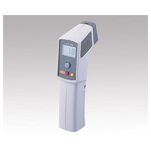 アズワン 放射温度計(レーザーマーカー付き) 校正証明書付 1台 [1-6078-01-20]