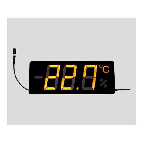 アズワン 薄型温度表示器 1個 [2-472-01]