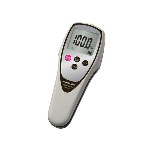 アズワン 防水デジタル温度計 校正証明書付 1台 [2-3799-01-20]