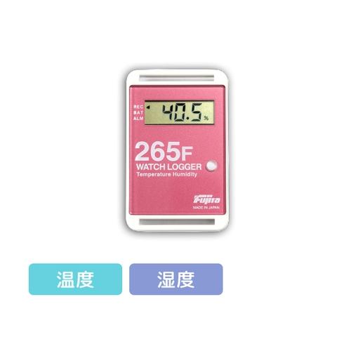 アズワン サンプル別個別温度管理ロガー 温湿度タイプ 赤 1個 [3-5298-07]