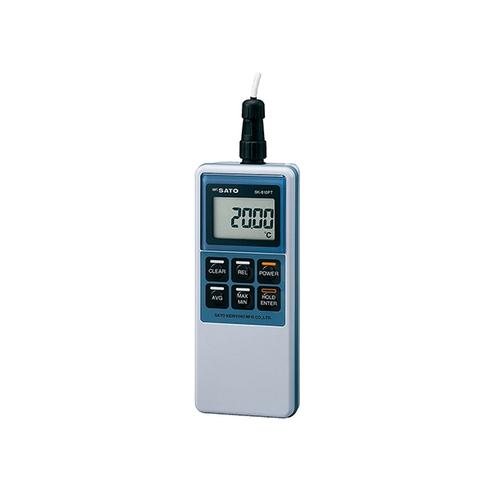 アズワン 精密型デジタル標準温度計 本体(8012-00) 1個 [3-5914-01]
