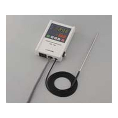 アズワン デジタル温度調節器(タイマー機能付) -199~199℃ 校正証明書付 1台 [1-5826-12-20]