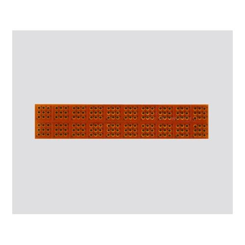 アズワン 真空用サーモピット9MC(不可逆性・9温表示) 1箱(20枚入り) [2-2613-03]