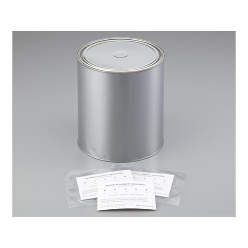 アズワン 湿度インジケーターカード 1缶(50枚入り) [2-2621-01]
